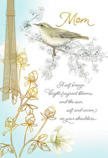 Marjolein Bastin Wishes for You Easter Card for Mom,