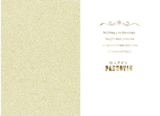 We Are Chosen Passover Card,