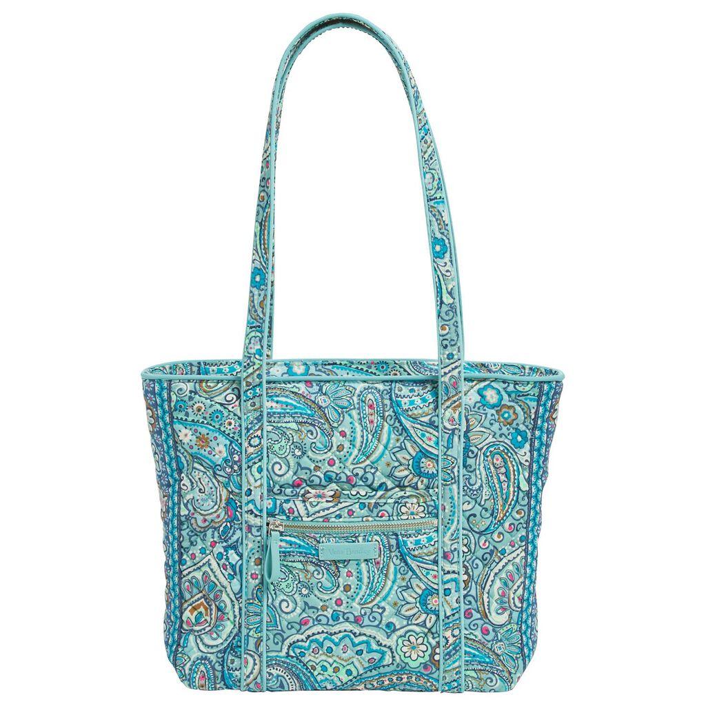 59c0b9f75f6 Vera Bradley Iconic Small Tote Bag in Daisy Dot Paisley - Handbags   Purses  - Hallmark