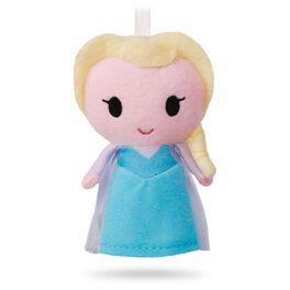 Keepsake Kids Disney Frozen Elsa Plush Ornament, , large
