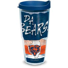 Tervis® Chicago Bears Statement Tumbler, 24 oz., , large