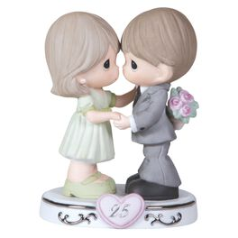 Precious Moments® Through The Years 25th Anniversary Figurine, , large
