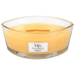 WoodWick® HearthWick Flame® Candle, Pineapple, , large
