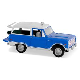 All-American Trucks Ford Bronco Ornament, , large