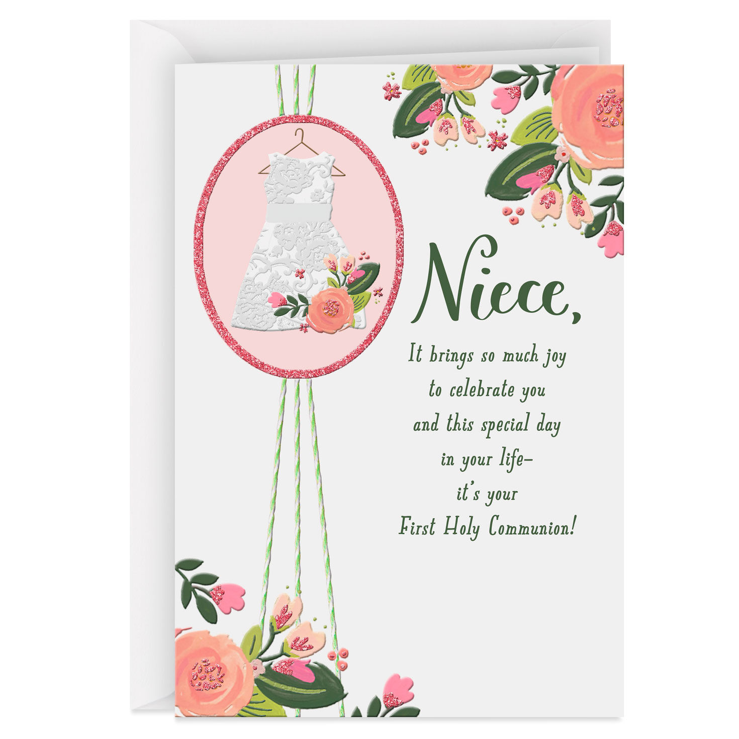 graphic relating to Printable First Communion Cards known as 1st Communion Playing cards Hallmark