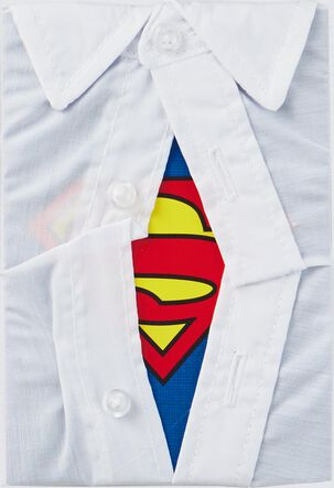 SUPERMAN™ Father's Day Card From Child