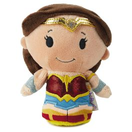 itty bittys® WONDER WOMAN™ Stuffed Animal Limited Edition, , large