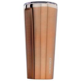 Corkcicle® Brushed Copper Tumbler, 24 oz, , large