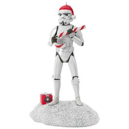 Star Wars™ Stormtrooper™ Peekbuster Motion-Activated Sound Ornament, , large