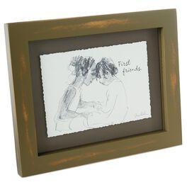 First Friends 8x10 Framed Art, , large