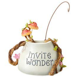 Invite Wonder Sentiment Stone Garden Decoration, , large