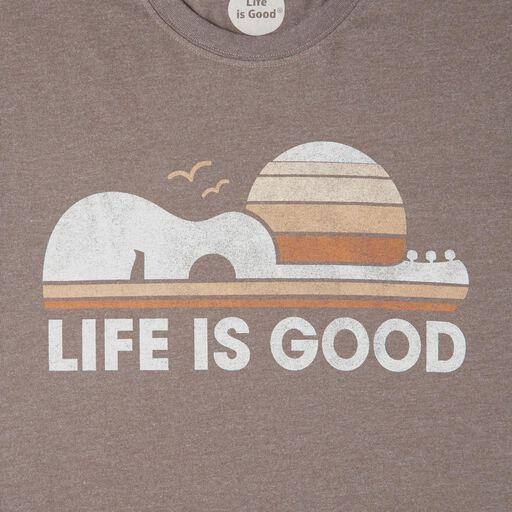 a64451f7c ... Life is Good® Men's Guitar Sun T-Shirt, Medium,