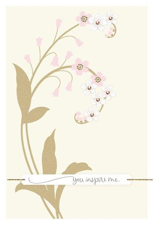 Cherry Blossoms Birthday Card for Mom