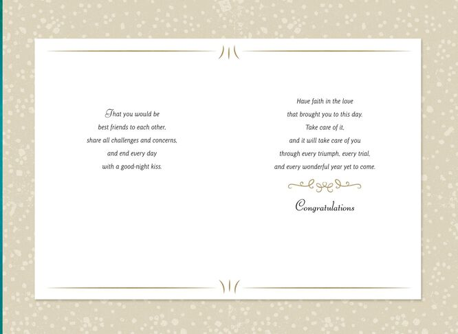 Wishes for your marriage congratulations card greeting cards wishes for your marriage congratulations card wishes for your marriage congratulations card m4hsunfo