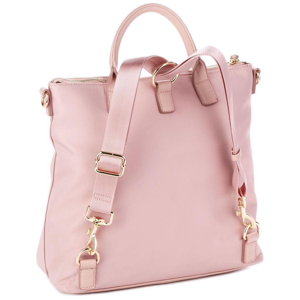 2f5ffb367eb Mark   Hall Blush Backpack Purse Mark   Hall Blush Backpack Purse ...