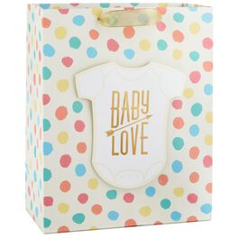 "Baby Love Large Gift Bag, 13"", , large"