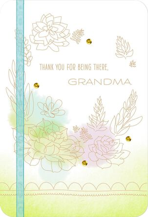 Grandma Is a Gift Mother's Day Card