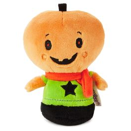 itty bittys® Monster Mash Pumpkin Stuffed Animal, , large