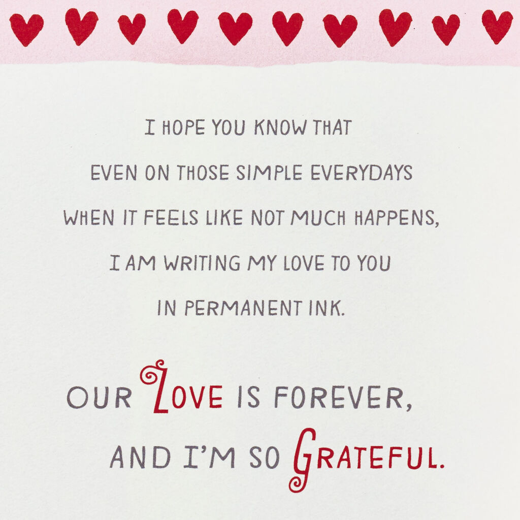 My love letter to my husband