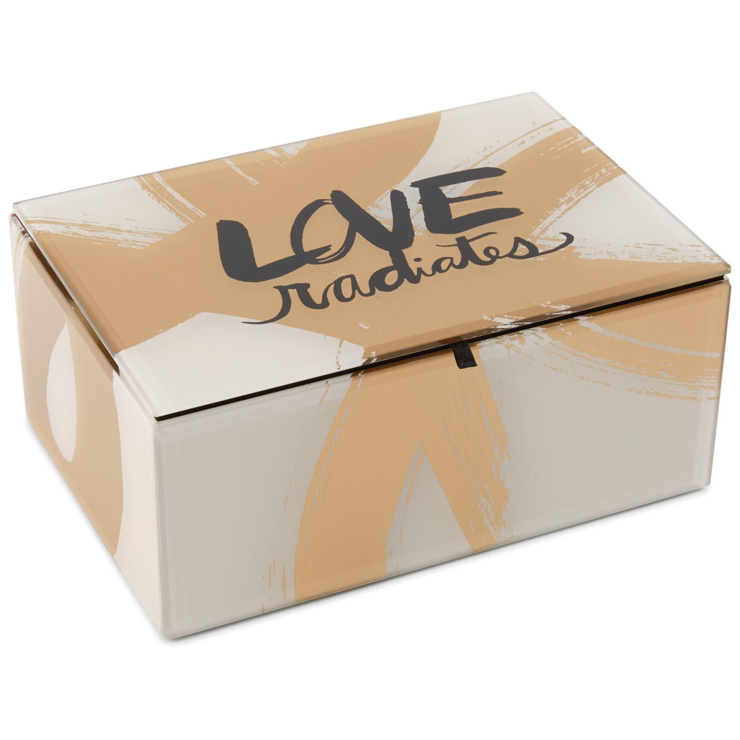 Love Radiates Jewelry Box Decorative Accessories Hallmark