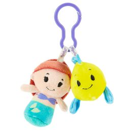 Disney The Little Mermaid Ariel and Flounder itty bittys® Clippys, , large