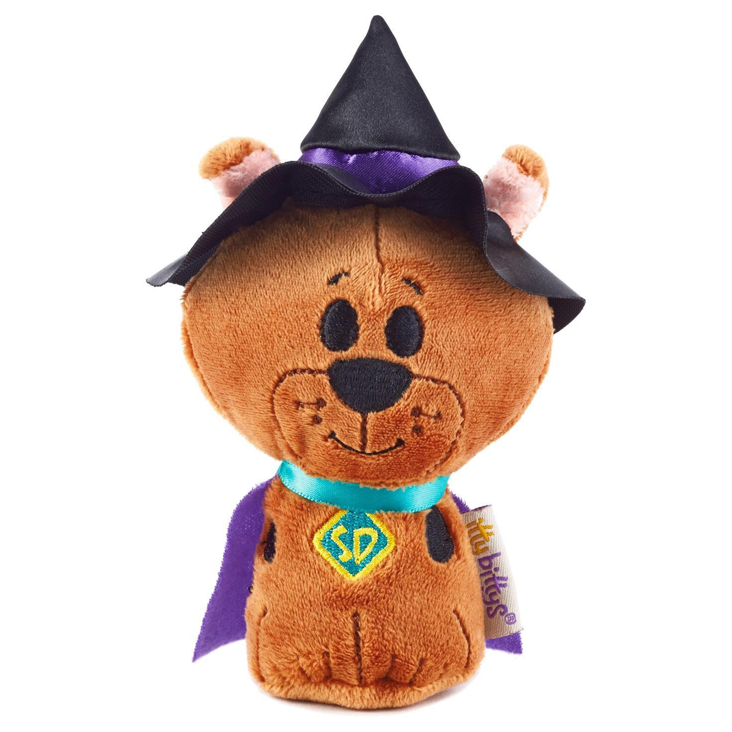 - Itty Bittys® Scooby-Doo Stuffed Animal - Itty Bittys® - Hallmark