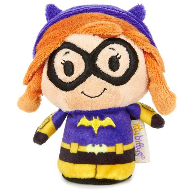 #dc superhero girls #batgirl #itty bitties #hallmark