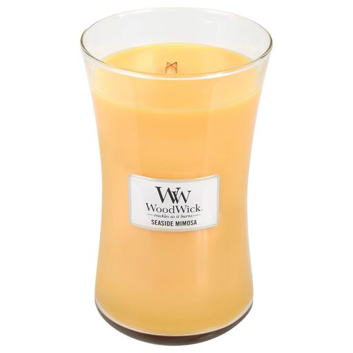 WoodWickR Seaside Mimosa Large Candle 22 Oz
