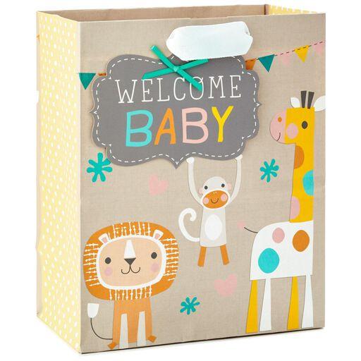 New Baby Gift Wrap Hallmark