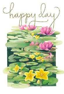 Happy Day Marjolein Bastin Card,