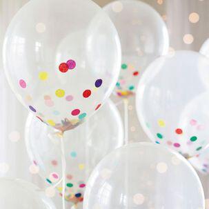 Balloons Celebration Blank Card