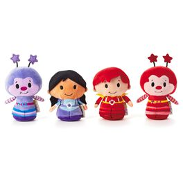Rainbow Brite itty bittys® Collection of Indigo, Red Butler, Hammy Sprite and Romeo Sprite, , large