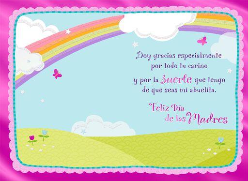 Para Mi Abuelita en el Día de las Madres,