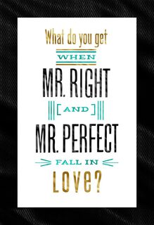 Two Grooms Wedding Card,
