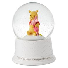 Winnie The Pooh Lullaby Water Globe Snow Globes Amp Water