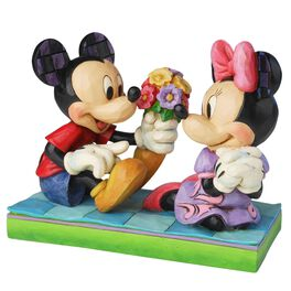 Jim Shore I Picked This Just For You Figurine, , large