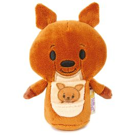 itty bittys® Noah's Ark Kangaroo Stuffed Animal, , large