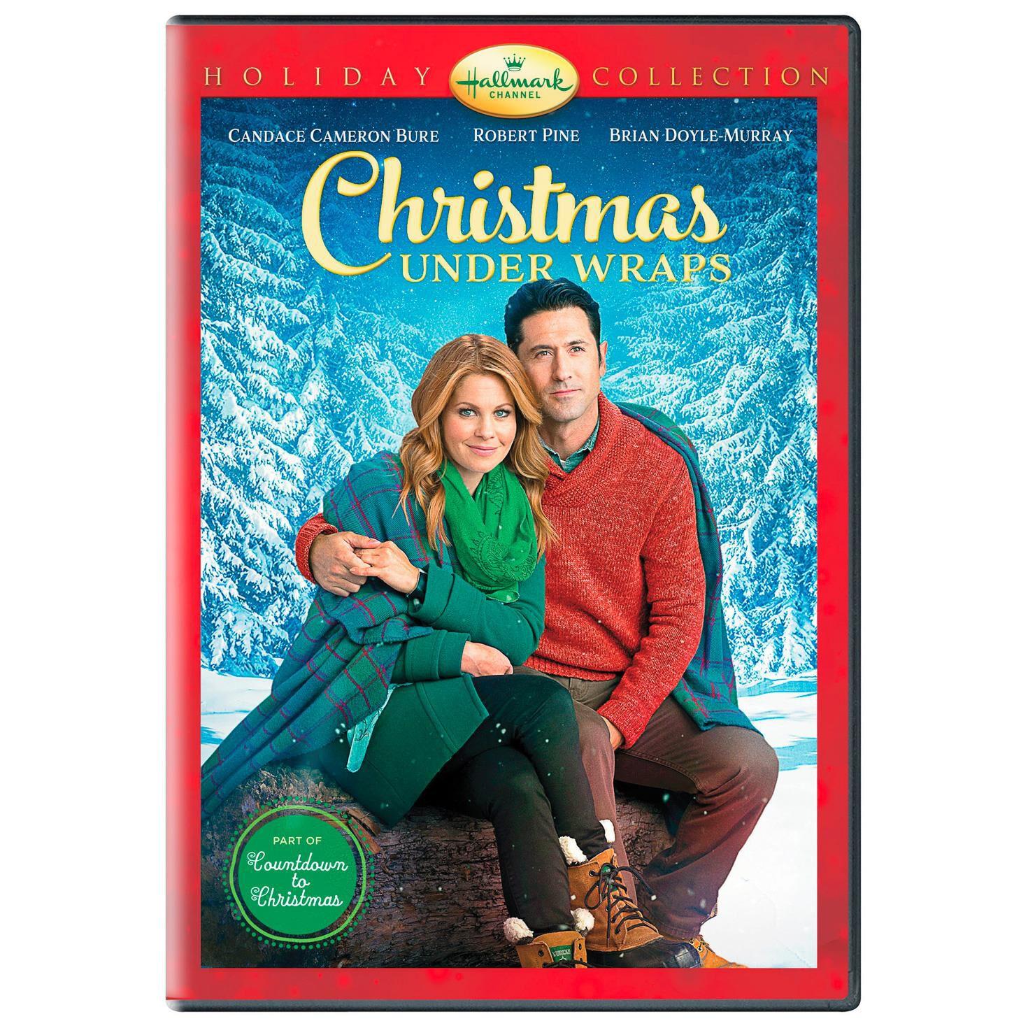 Christmas Under Wraps DVD - Hallmark
