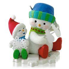 Snip 'n' Clip Fun - Keepsake Ornaments - Hallmark