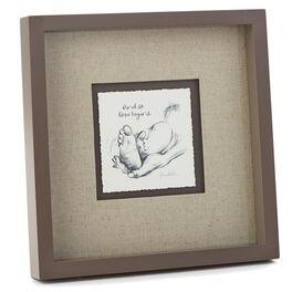 Love Begins 12x12 Framed Art, , large
