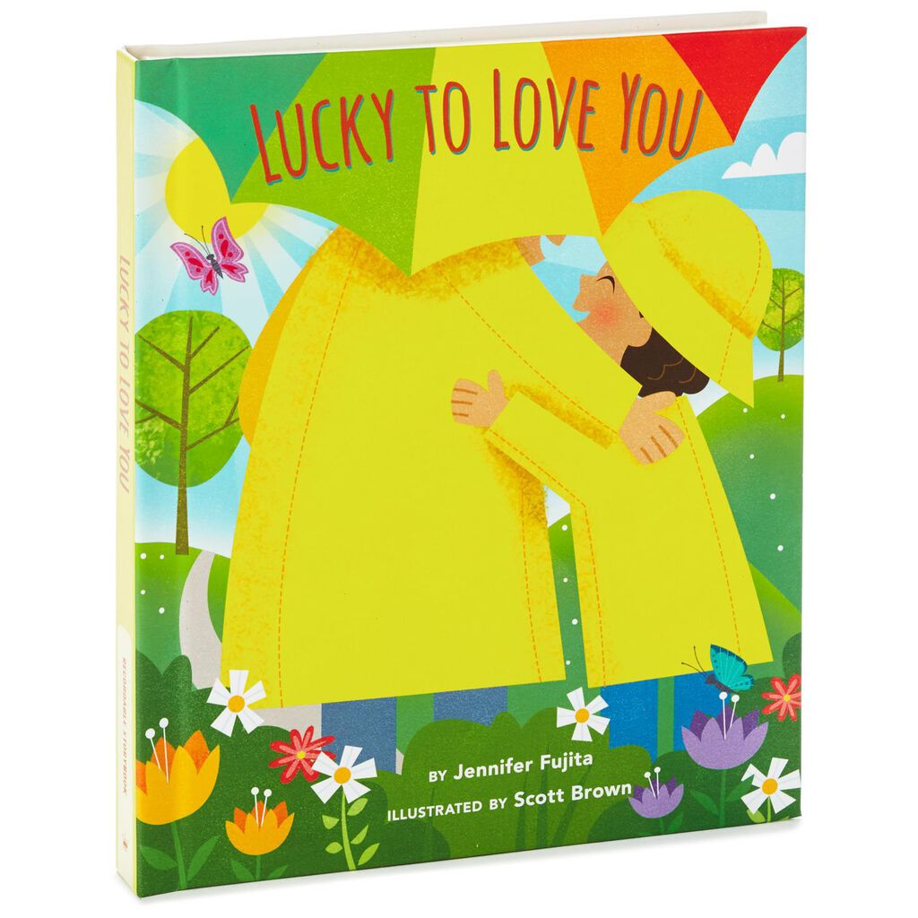 Lucky To Love You Recordable Storybook Recordable Storybooks