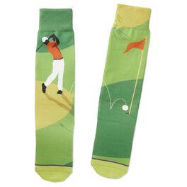 Golf Toe of a Kind Socks, , large