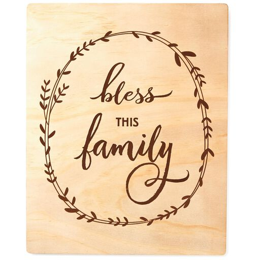 Wooden Signs and Stone & Ceramic Plaques | Hallmark