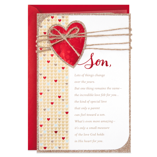 Love And Joy Valentines Day Card Greeting Cards Hallmark