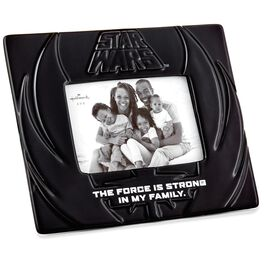 Star Wars™ Family Picture Frame, 4x6, , large