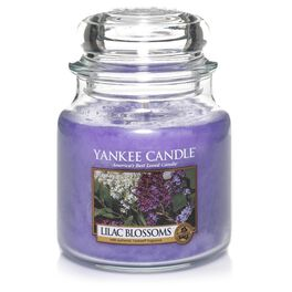 Lilac Blossoms Medium Jar Candle by Yankee Candle®, , large