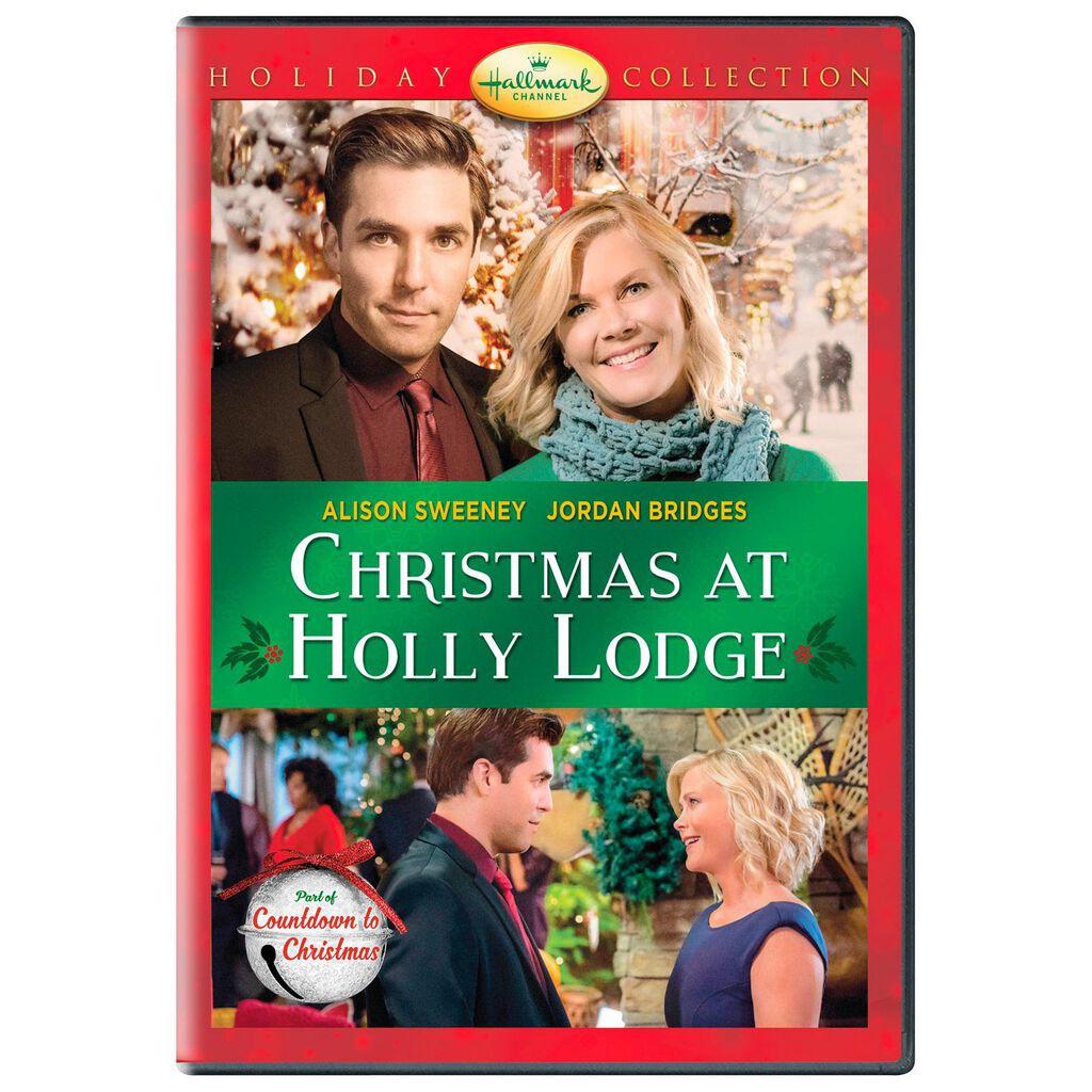 Christmas at Holly Lodge DVD - Hallmark Channel - Hallmark