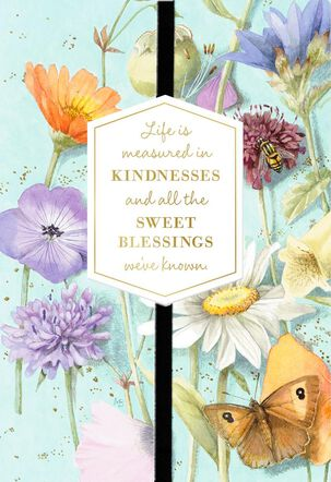 Marjolein Bastin Sweet Blessings Birthday Card