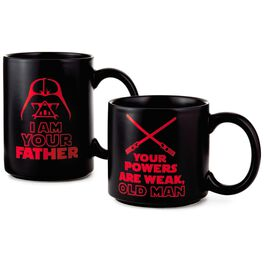 Star Wars™ Father and Child Stacking Mugs, Set of 2, , large