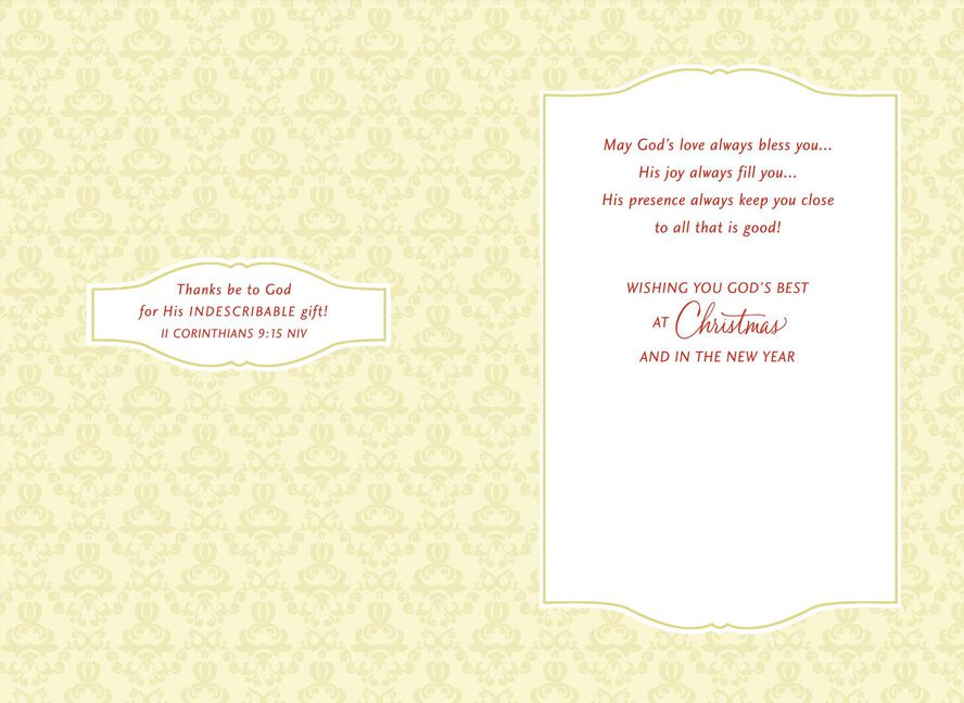 true gifts religious christmas card true gifts religious christmas card